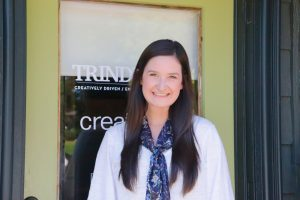 Pictured is one of TRINDGROUP'S summer 2019 interns, Erin.